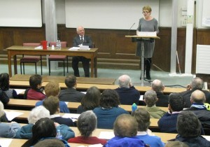 Mary McAleese Addressing St. Edmund's Cambridge