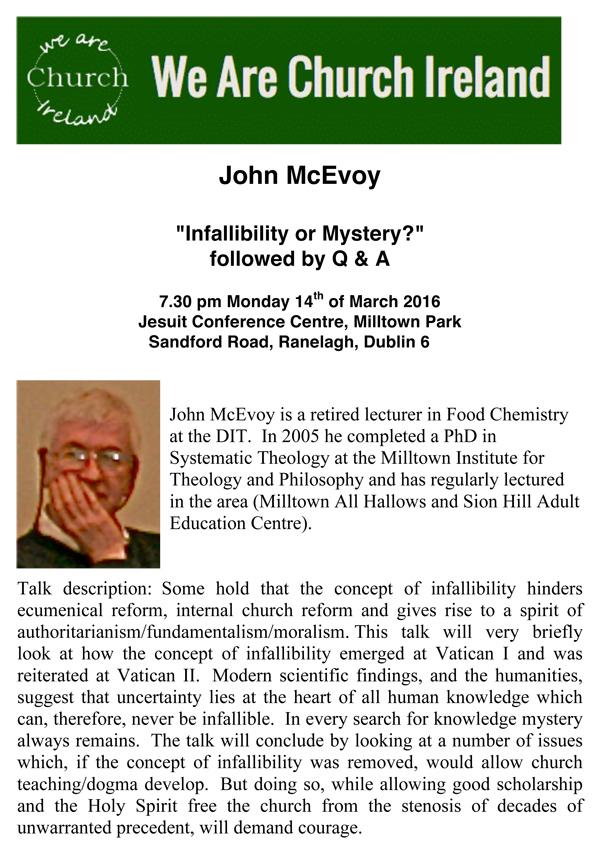 Microsoft Word - WAC John McEvoy 14 Mar 2016.doc